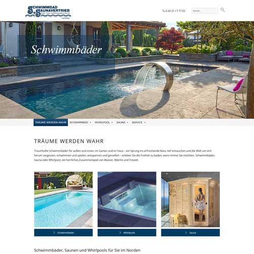 webdesign neumünster a7-pools